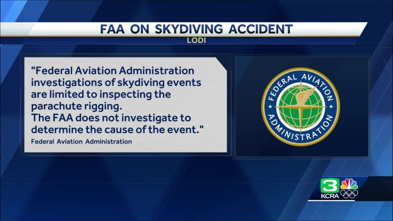news.yahoo.com: Woman dies after parachute gets tangled at Lodi Parachute Center, officials say