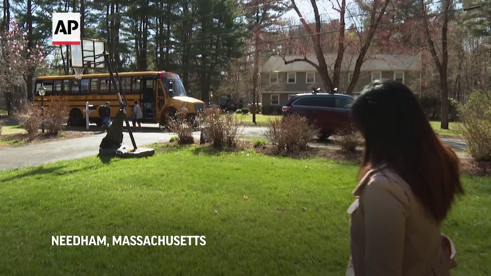 news.yahoo.com: Asian families wary about school return amid virus