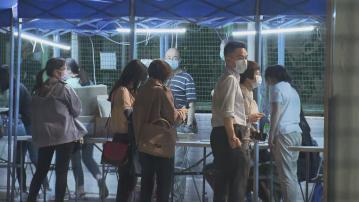 荃灣麗城花園二期第四座及芙蓉大廈圍封強檢 料明早七時至七時半完成