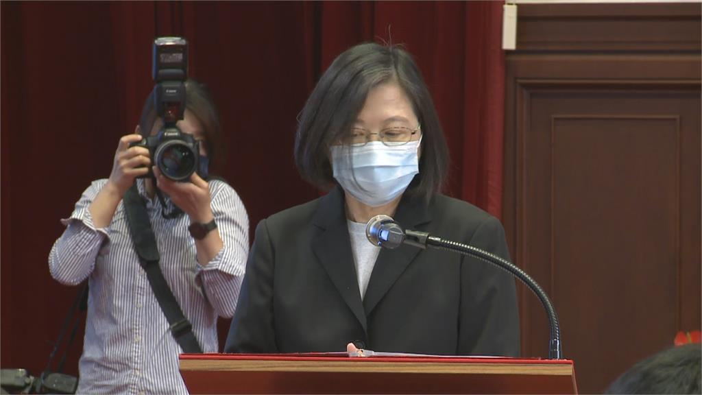 蔡總統加速盤點三接方案 潘忠政:她是局外人