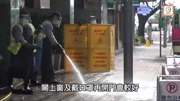 檢疫酒店爆變種病毒 工程師倡走廊添空氣清新機