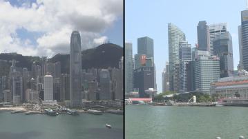 【重啟旅遊氣泡】港人出發須接種兩劑新冠疫苗 新加坡來港無相關要求