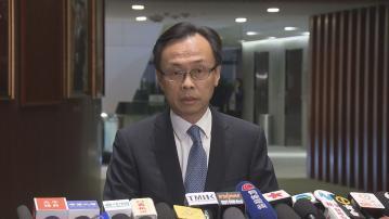 聶德權:回港易計劃未有擴展至台灣