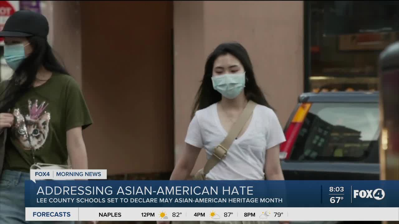 news.yahoo.com: Lee County Schools to discuss new proclamation to celebrate Asian Americans