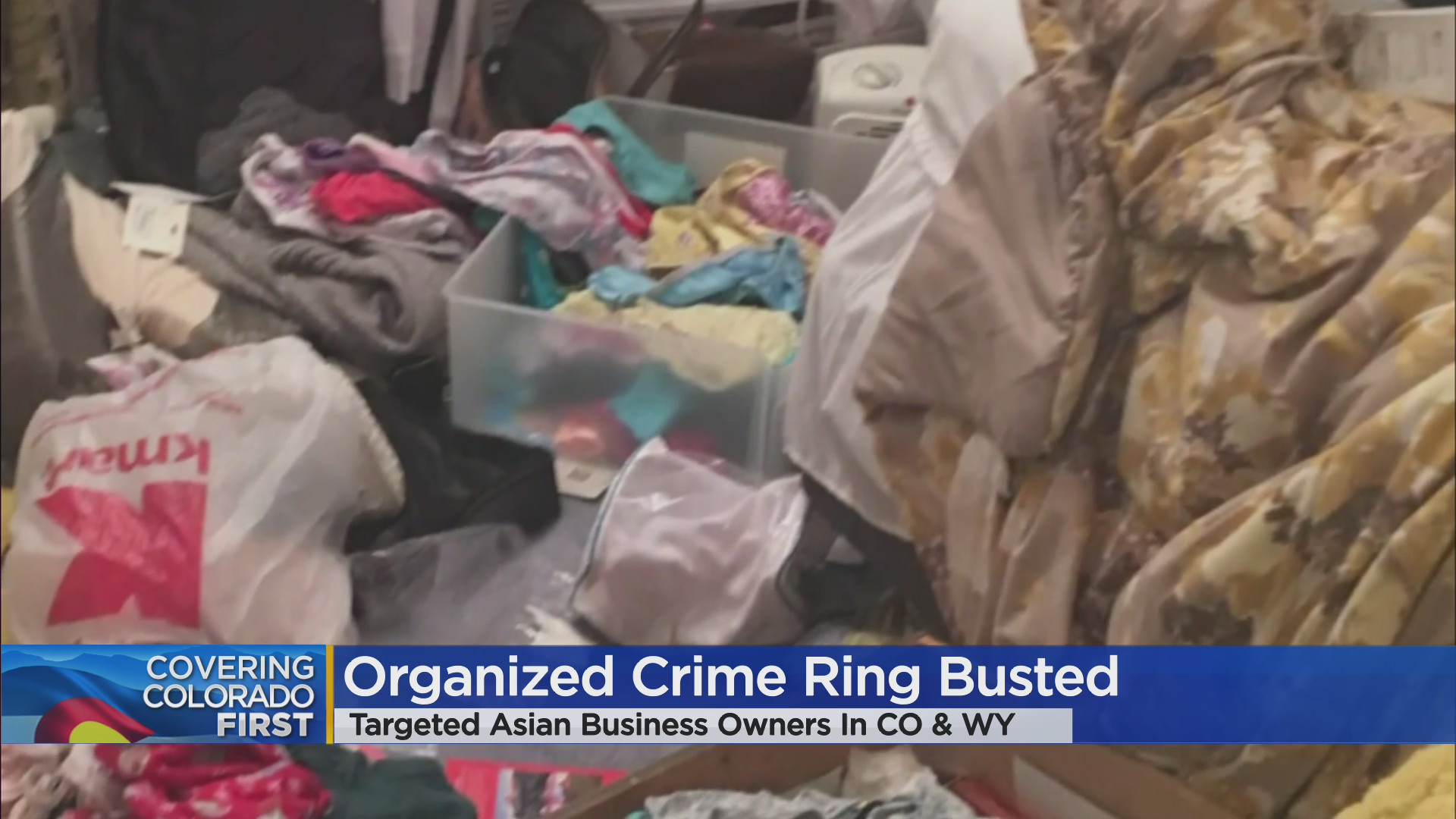 news.yahoo.com: Burglars Steal .4 Million From Asian Families In Colorado And Wyoming