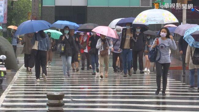 春雨鋒面報到! 中部地區有望紓解旱象