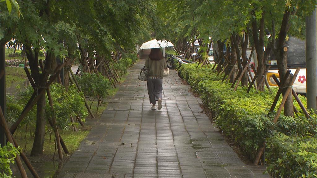 鋒面襲今明水氣增! 中部以北有雨 南部解渴再等等