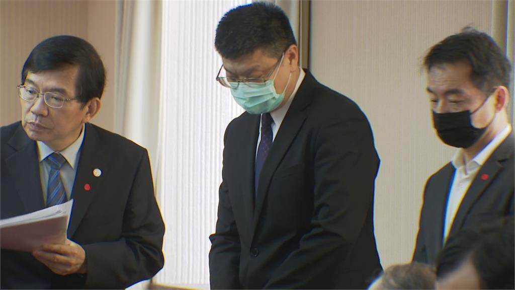 拚5/15復工! 王國材:台鐵改革要2局長配合「同進退」