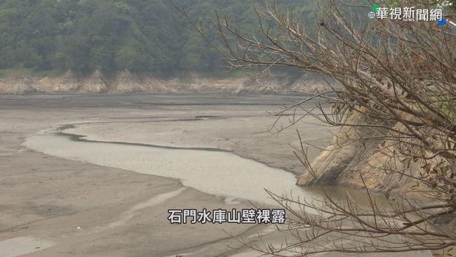 半世紀最嚴重乾旱 水資源政策大考驗