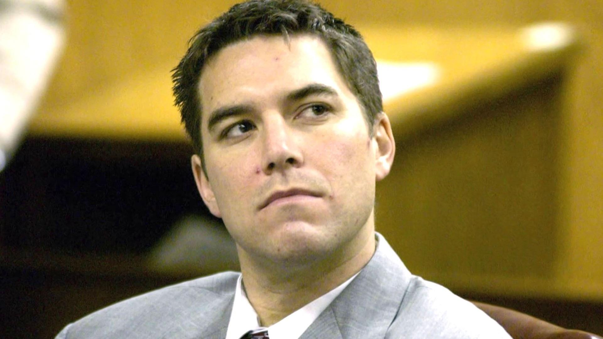 news.yahoo.com: Scott Peterson appears in court seeking retrial in murders of his wife and unborn son