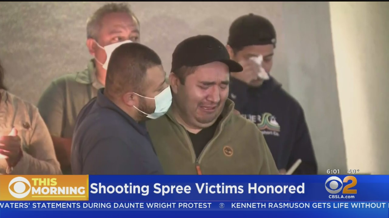 news.yahoo.com: Vigil Held For Exposition Park Starbucks Shooting Victim