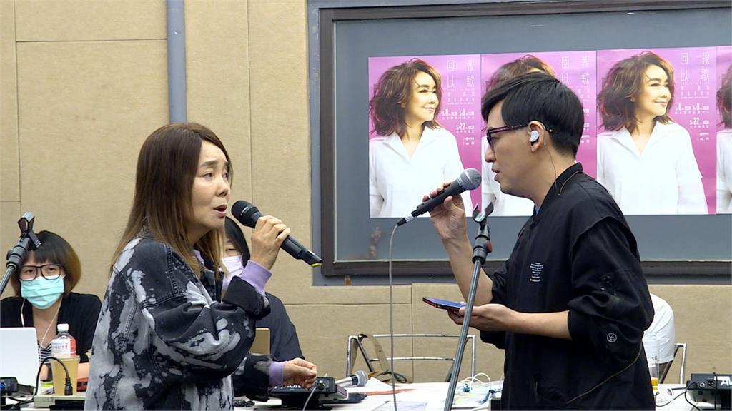 辛曉琪五月巡迴演唱 首場嘉賓是黃子佼