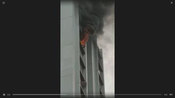 太古城住宅單位火警疏散逾百人