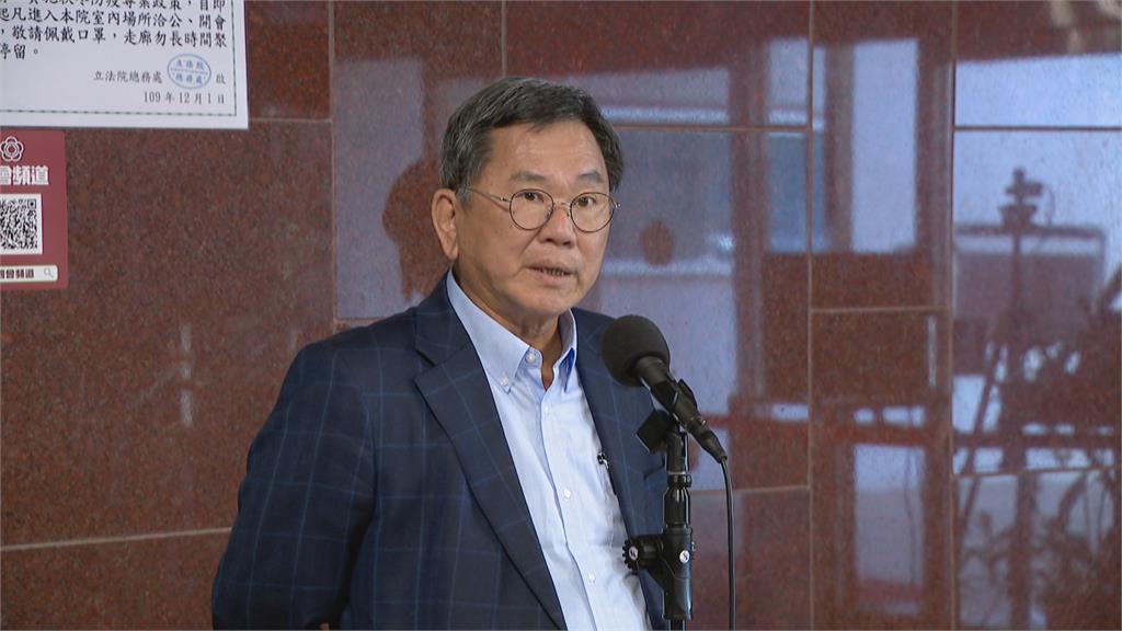 黃國昌爆立委幫黑道「喬」探監 陳明文:選民服務