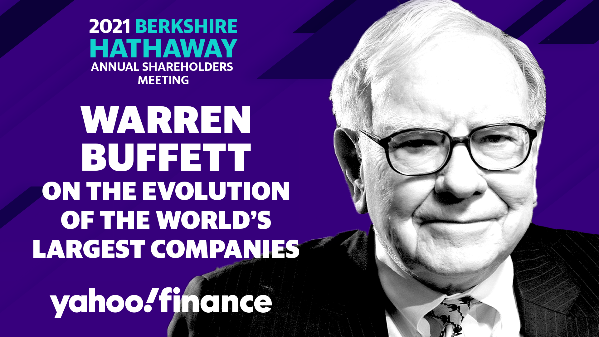 Berkshire Hathaway 2021 巴郡股東大會2021 - cover