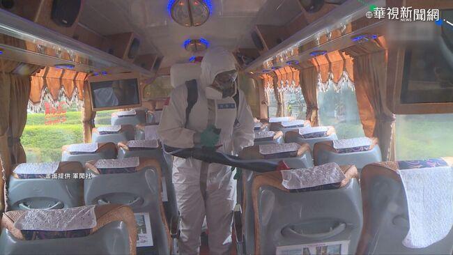 確診者曾搭捷運公車 社區感染風險高