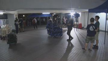 荃威花園R座列受限區域 居民凌晨前要強檢