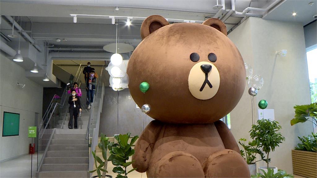 LINE台灣新辦公室亮相 擬招募近百位數位創新人才