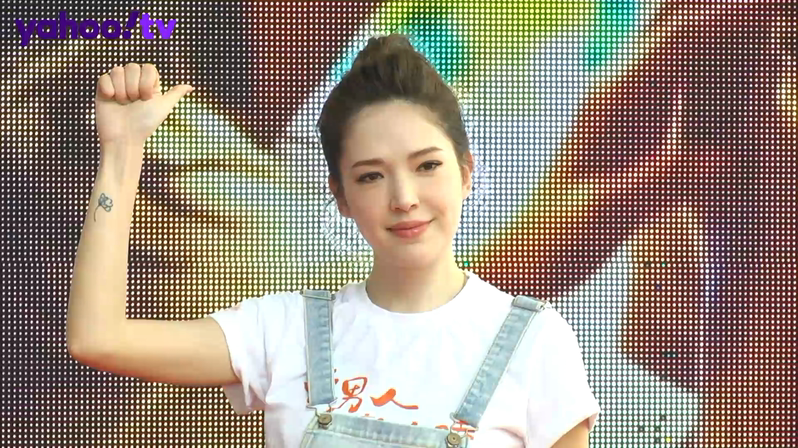 許瑋甯認了分手劉又年 是不是婚變她首次回應