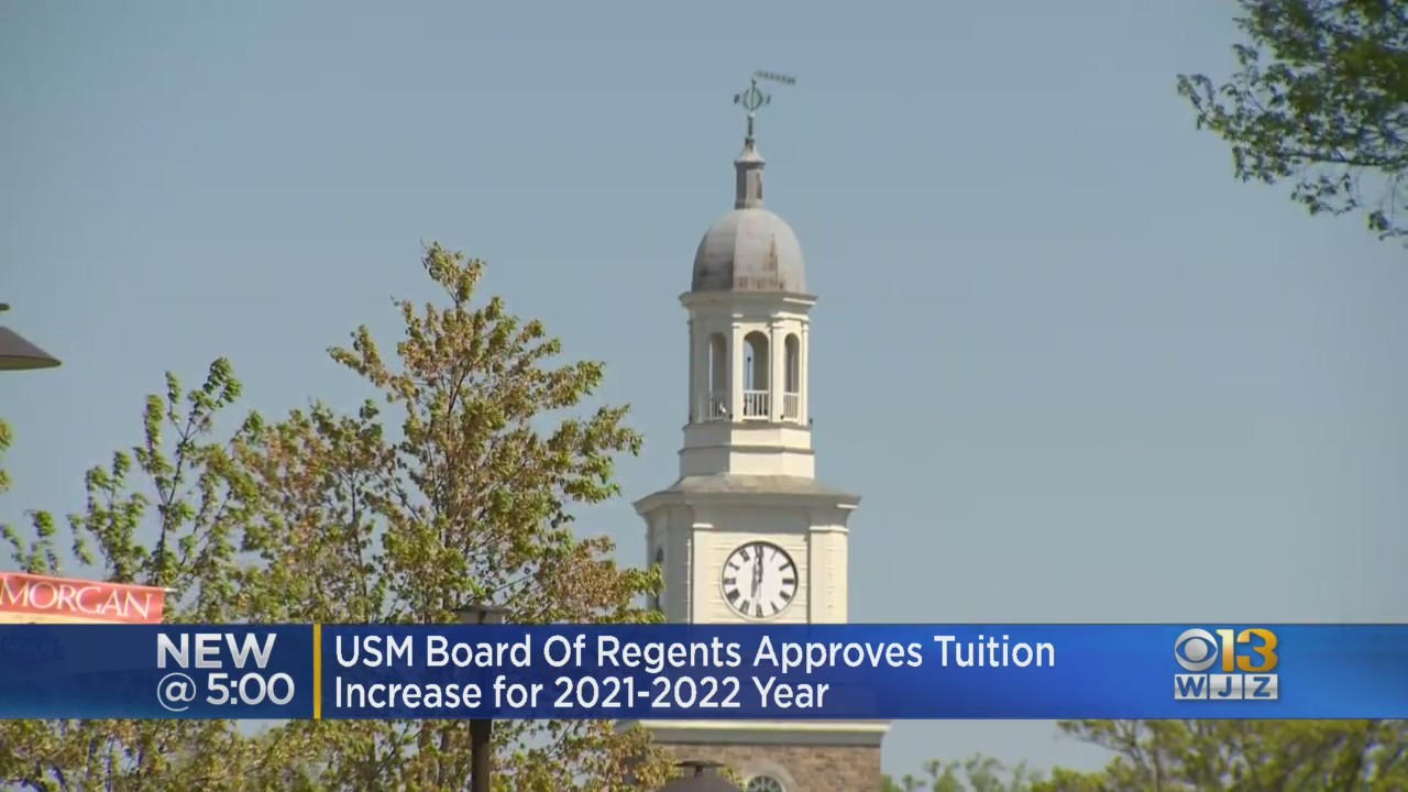 Usm Fall 2022 Calendar.Usm Board Of Regents Approves Tuition Increase For 2021 2022 School Year
