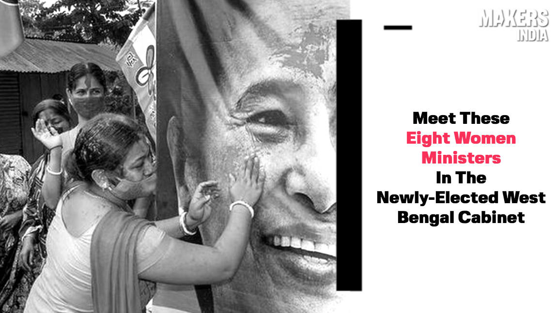 Meet These Eight Women Ministers In The Newly-Elected West Bengal Cabinet