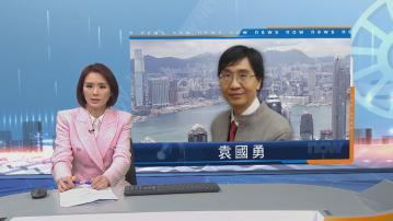 袁國勇:市民若覺得沒需要接種新冠疫苗是錯誤想法