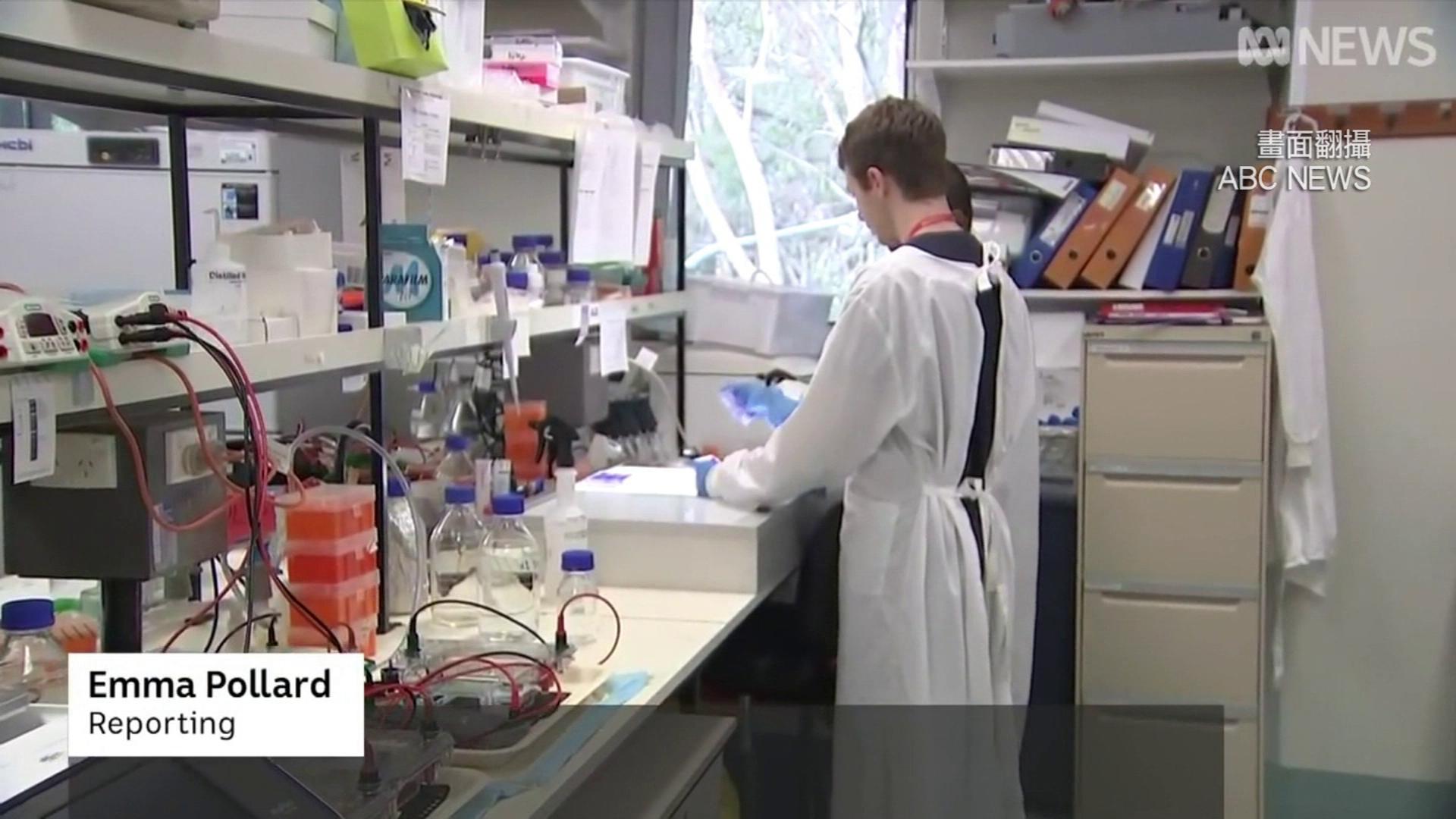 新冠病毒新剋星?澳美合作新藥稱能「殲滅99.99%病毒」