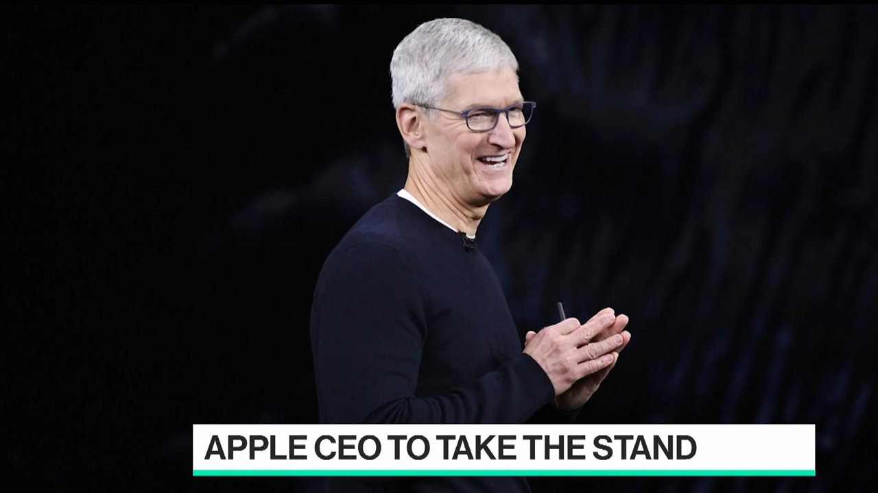 Apple CEO Tim Cook to Take the Stand Against Epic Games – Yahoo Finance