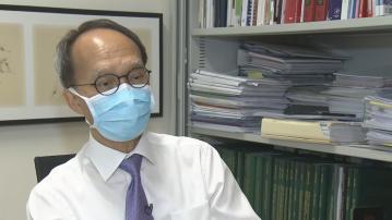 劉宇隆:若學校接種率達七成 陸運會或毋須戴口罩