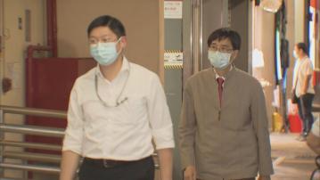 袁國勇:確診四歲男童曾感染玫瑰疹 解釋了其發燒病徵