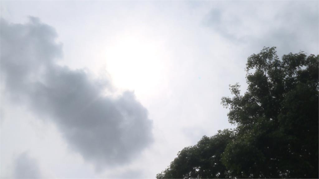 水庫乾到見底!午後雨來得快去得快 氣象局曝下週兩波梅雨鋒面