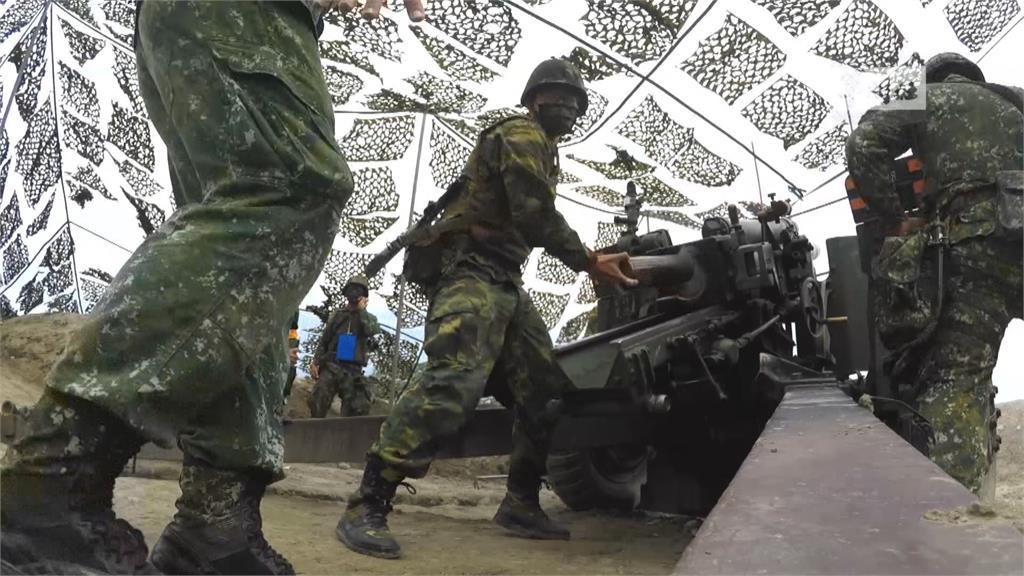 疫情延燒 漢光37號演習不排除取消所有火力展示
