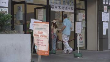 接種中心護士列初步確診 疑因環境污染致檢測陽性