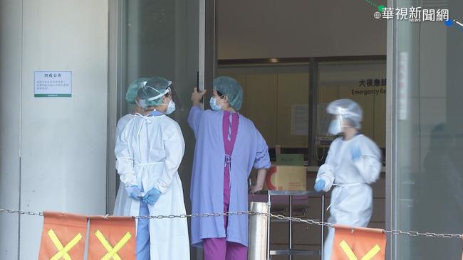 台安醫院2護理師確診! 院方:被家人傳染