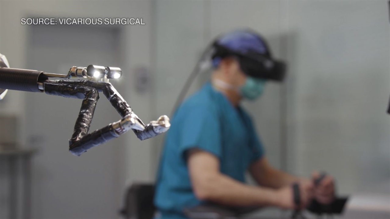 How Surgical Robots Can Transform Operating Rooms