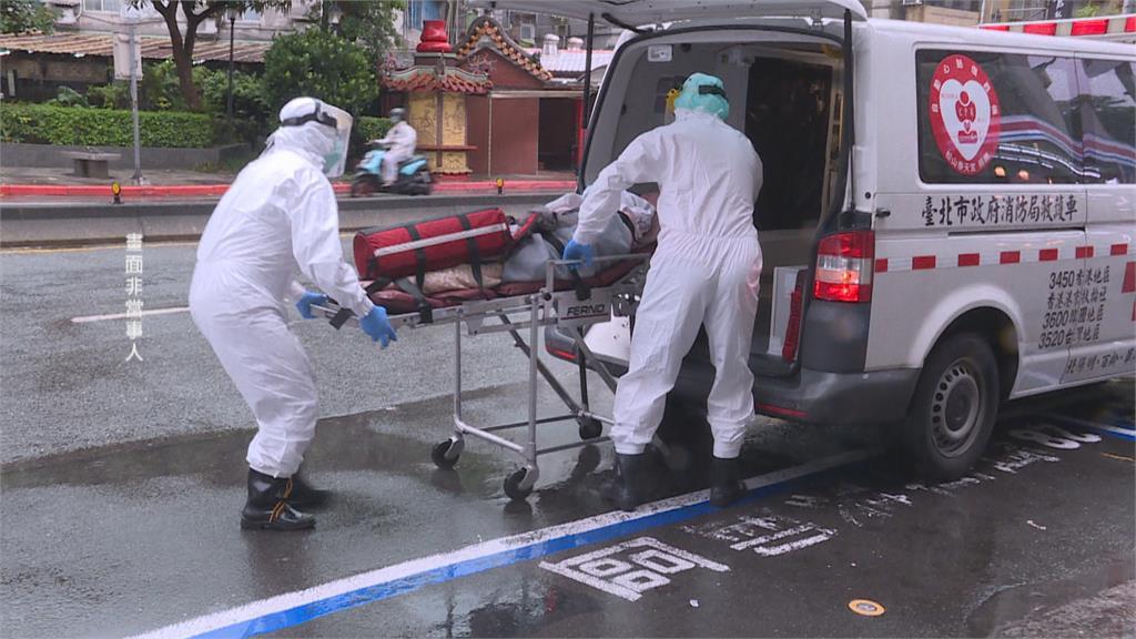 單日21死再創新高 20天87死超越SARS死亡數