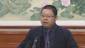 田飛龍:應要求支聯會刪除顛覆綱領 蔡耀昌:應提供更多法律依據