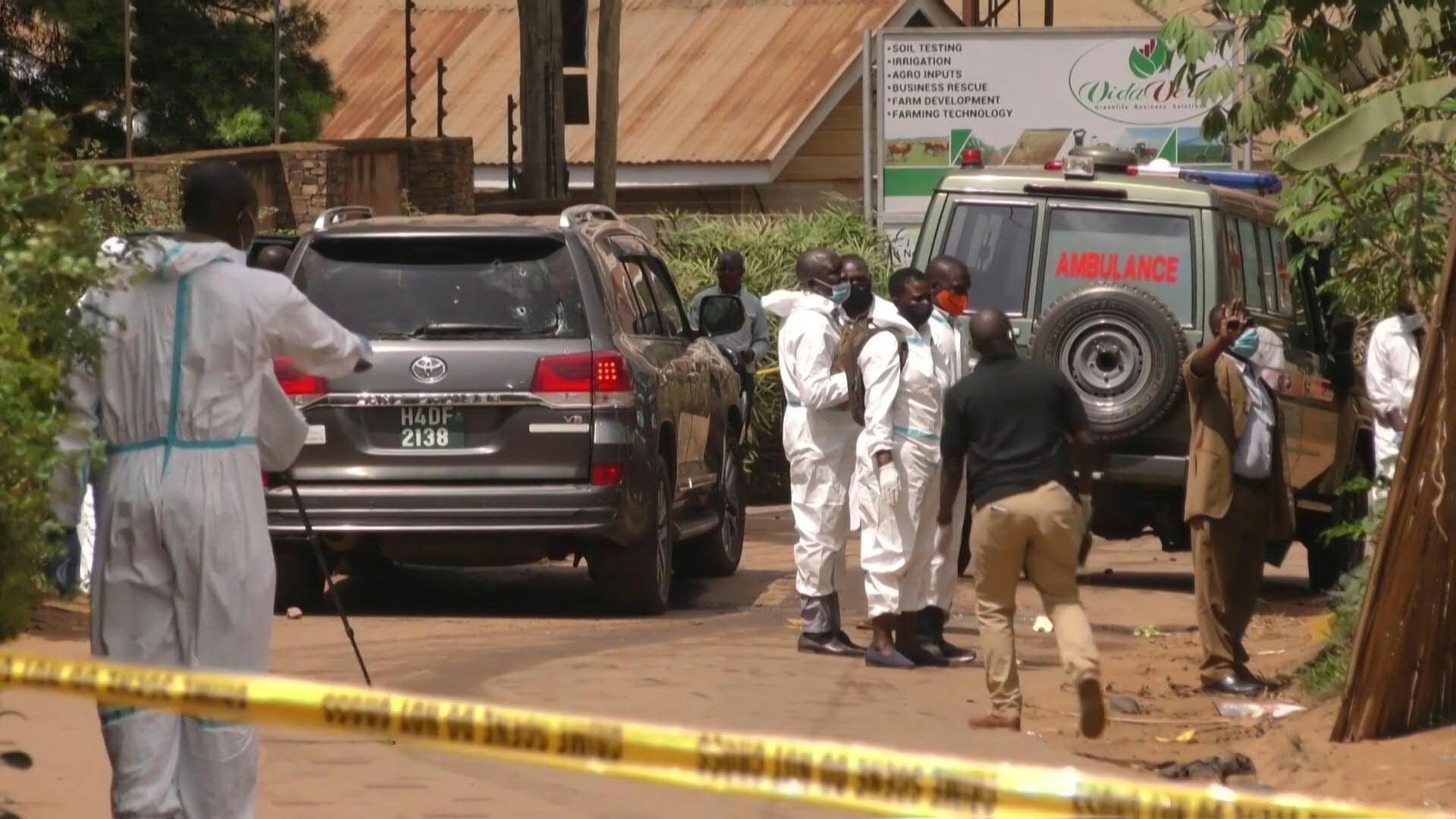 Ugandan minister hurt, daughter killed, in assassination bid