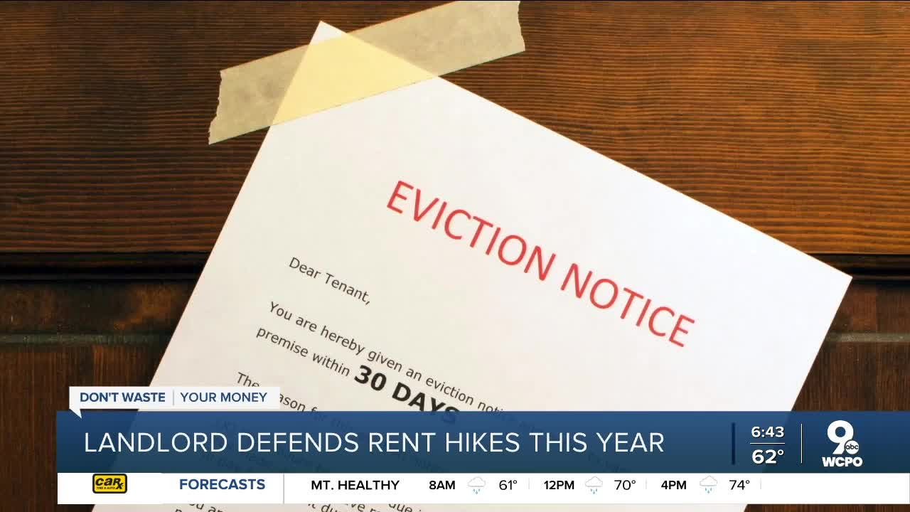 Landlord defends rent hikes this year   dispatchist.com