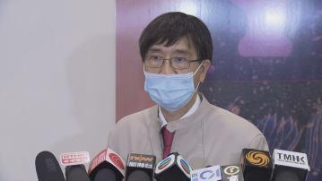 袁國勇:灣仔男警樣本包受疫苗病毒株污染