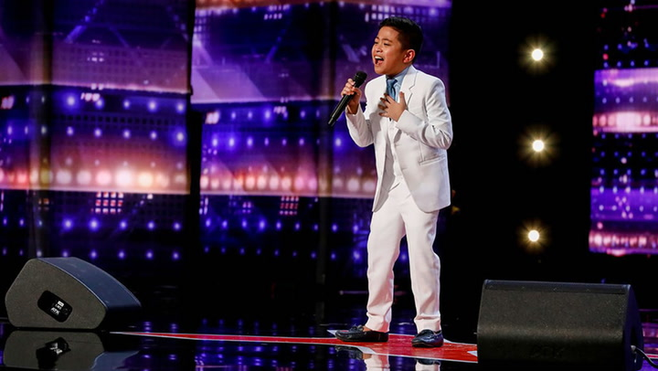 This Shy 13-Year-Old Shocked Americas Got Talent Judges