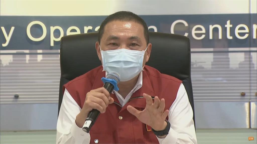 快新聞/板橋區總確診人數破千 新北單日染疫區域分布圖曝光!