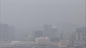 環保署預測空氣質素健康指數可能達至「嚴重」水平