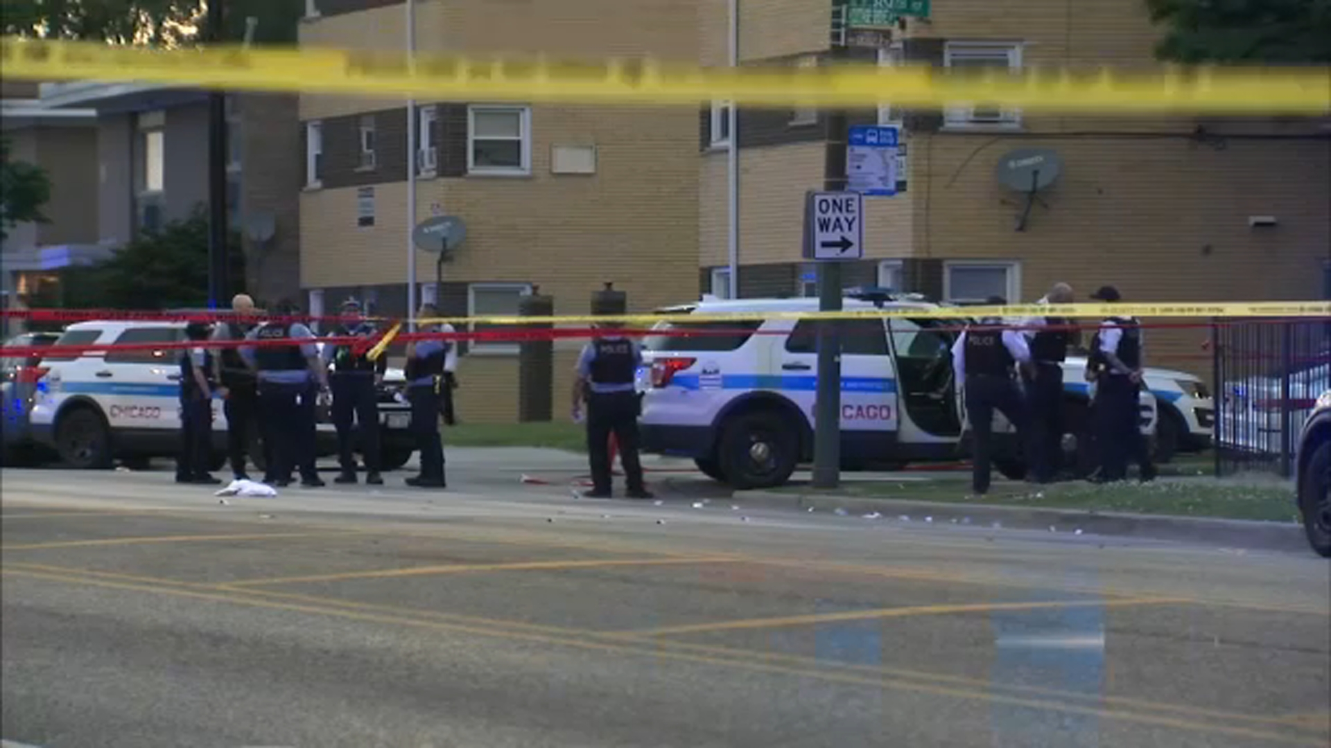 Violent, deadly weekend in Chicago