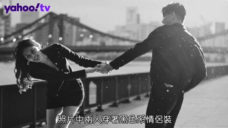 林志玲露深V放閃AKIRA 結婚2週年:感謝生命