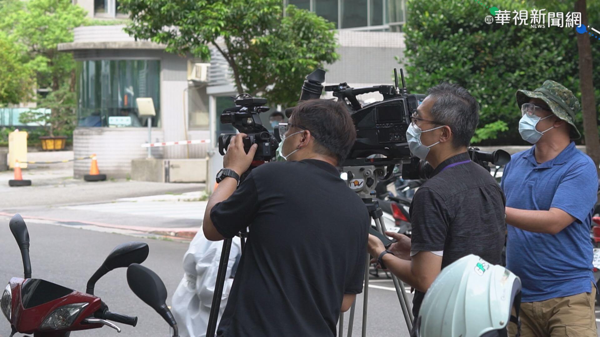 採訪風險高 媒體爭取優先施打疫苗