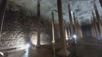古諮會通過擬定三個配水庫為一級歷史建築