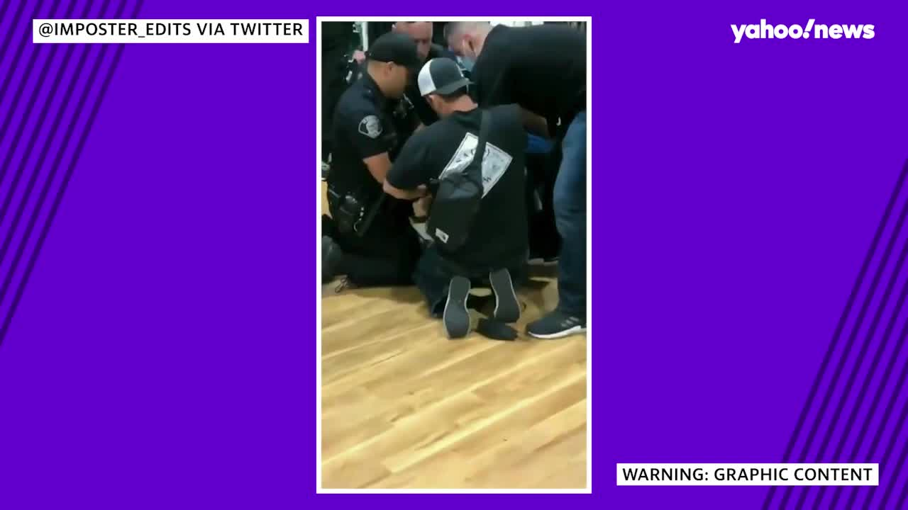 4 police officers placed on administrative leave after video goes viral