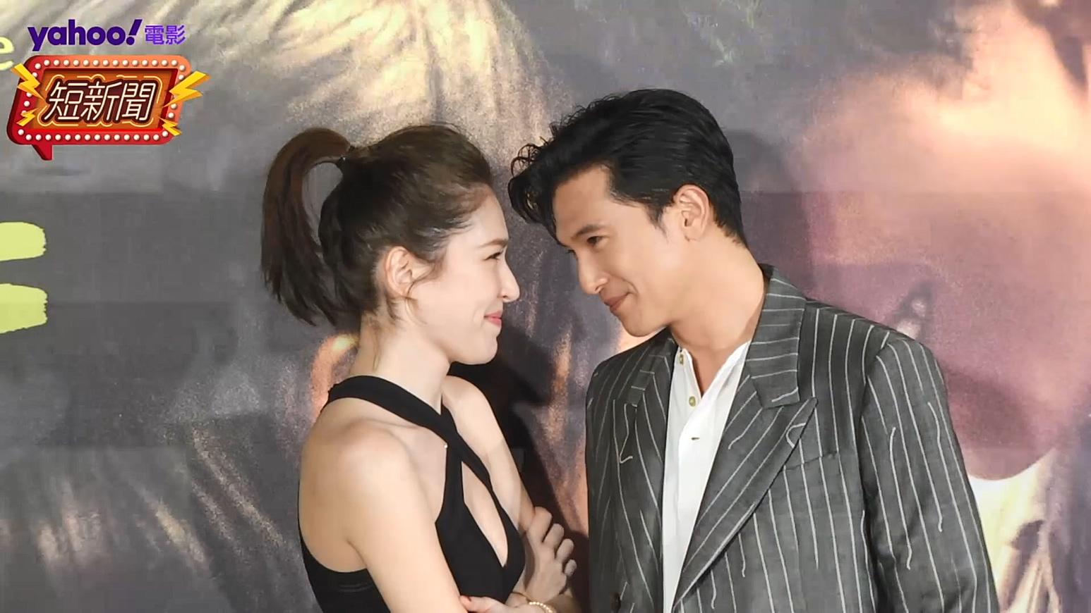 邱澤和緋聞女友張鈞甯再次回歸電影 被傳和許瑋甯同居經紀人回應了