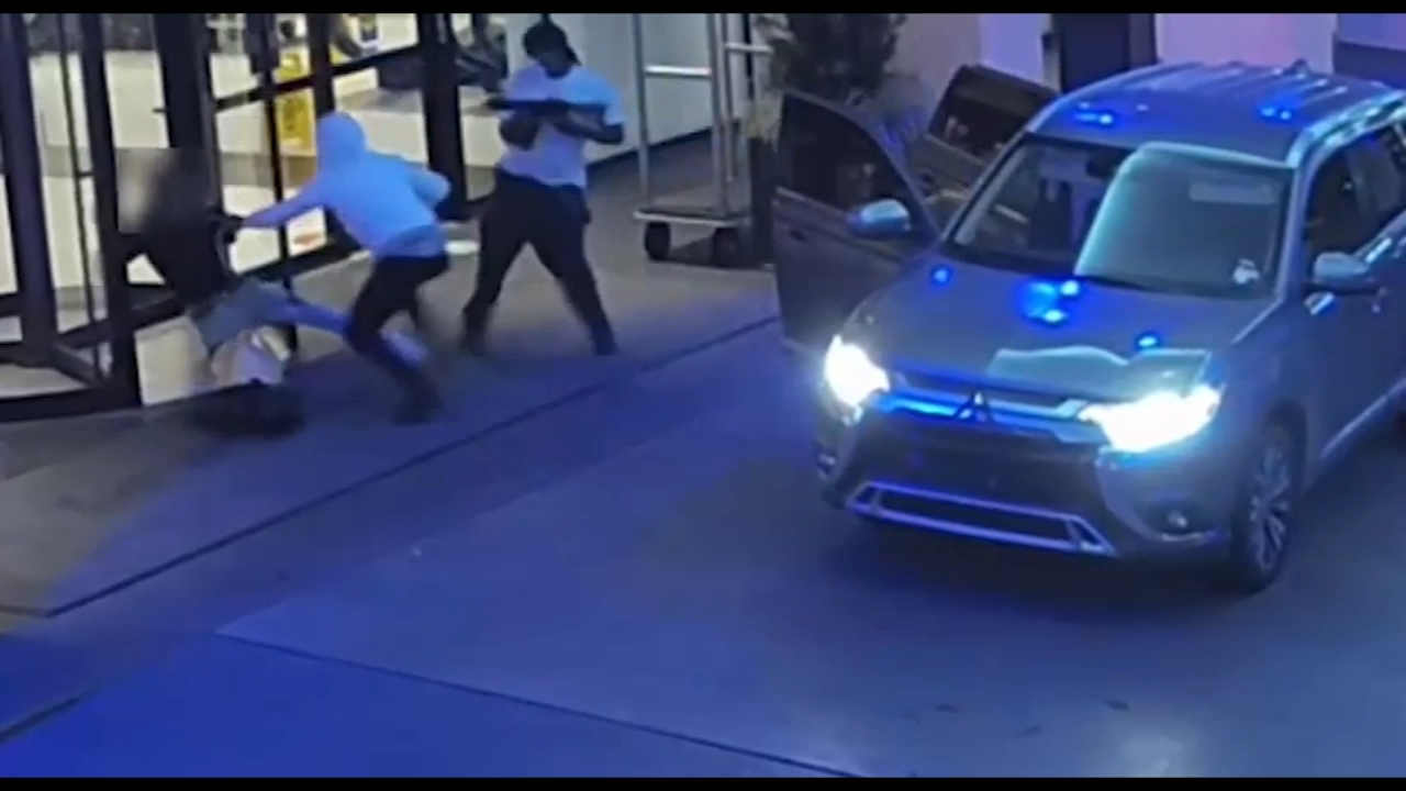 10 arrested in string of Houston robberies in affluent areas